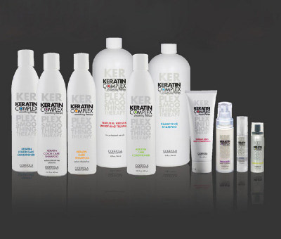 Keratin Complex Smoothing System