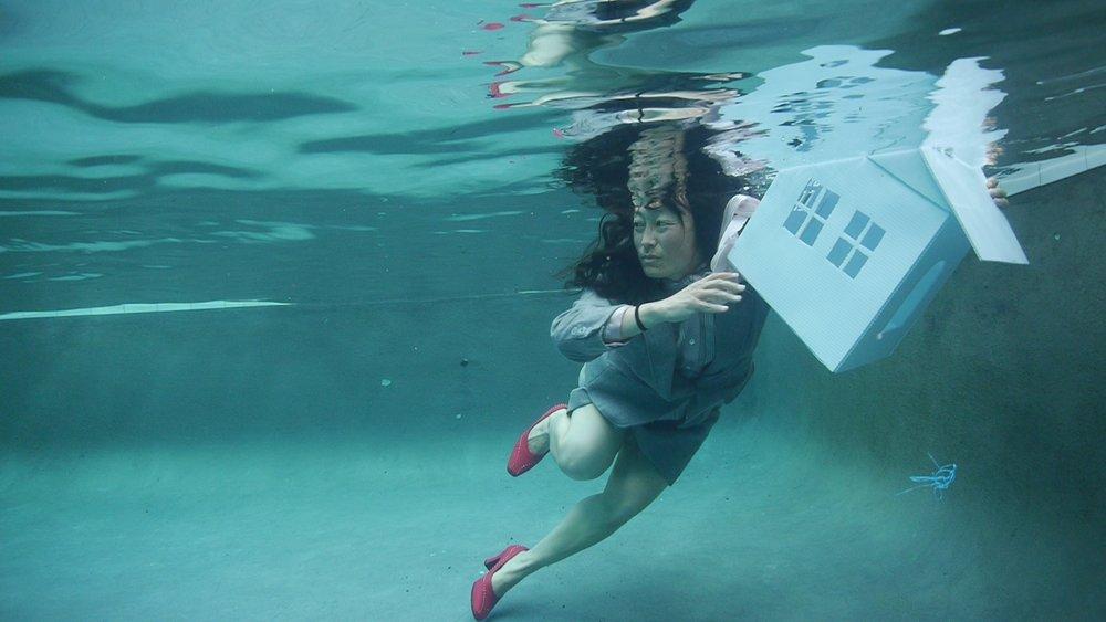 Debby Kajiyama, photo by Kim Anno and Kyung Lee