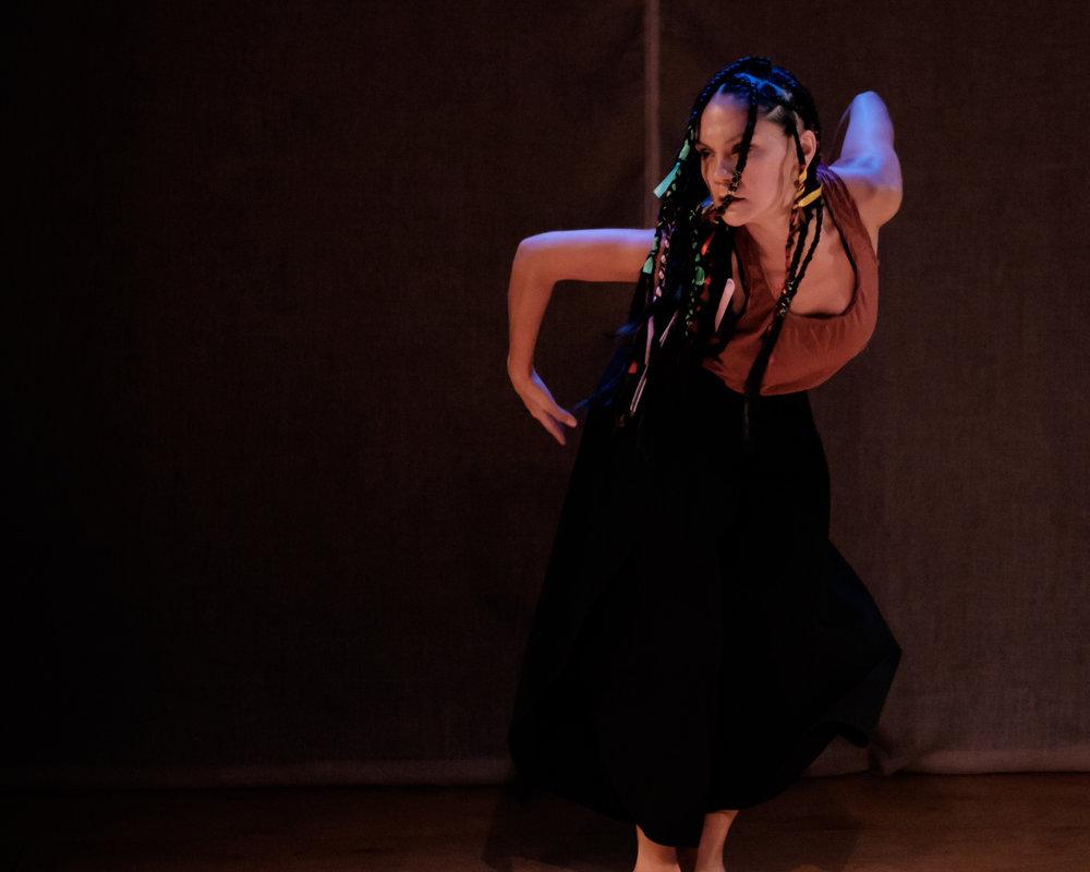 Amelia Uzategui Bonilla, photo by Scott Tsuchitani (click to enlarge)