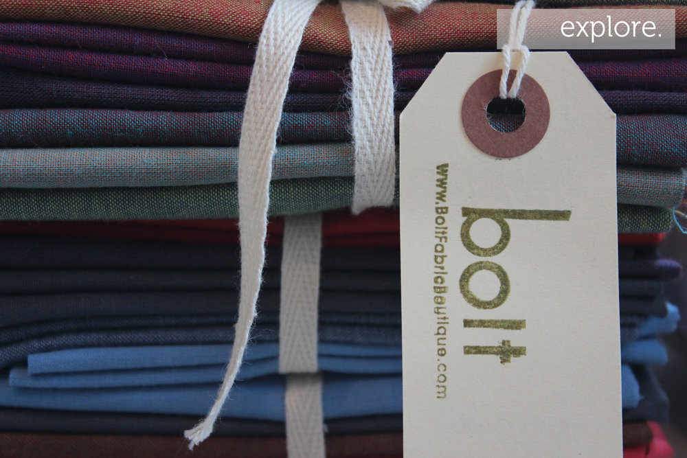 Bolt Fabric Boutique | Portland
