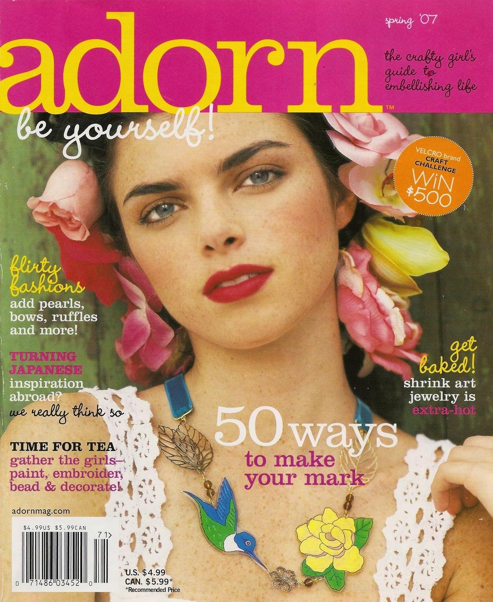 Adorn, Spring '07