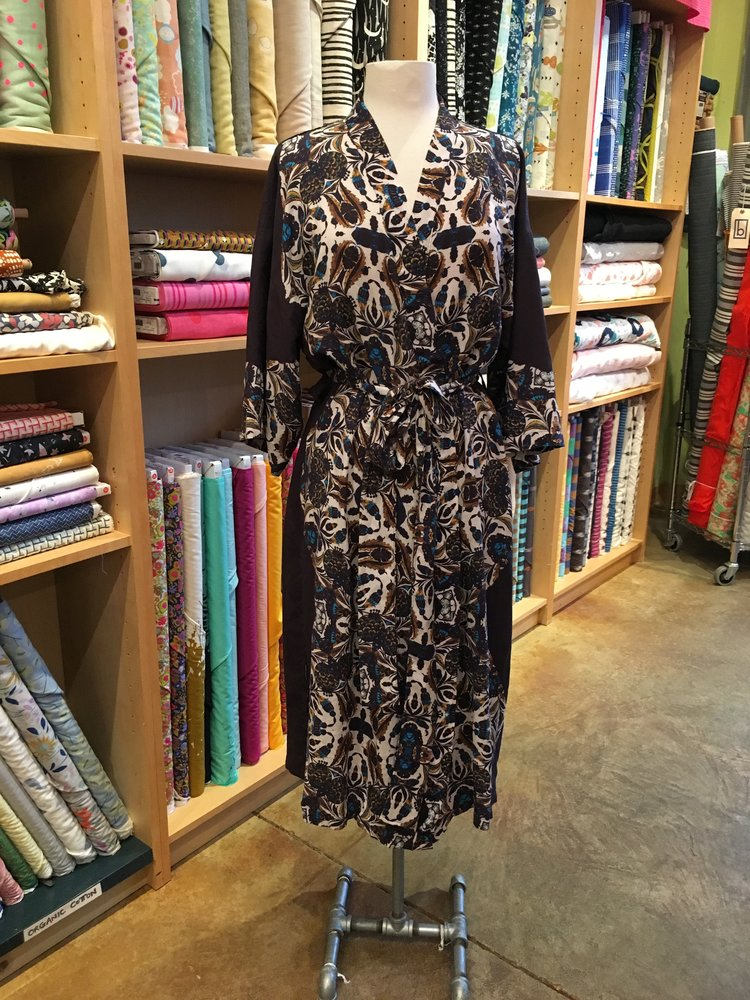Front view of Kochi Kimono modification