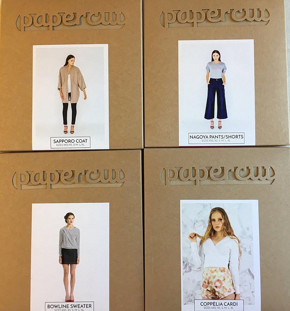 New Pattern Lines! — Bolt Fabric Boutique | Portland, Oregon