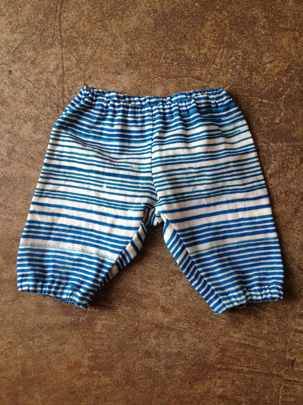 Baby Pants in Nani Iro double gauze