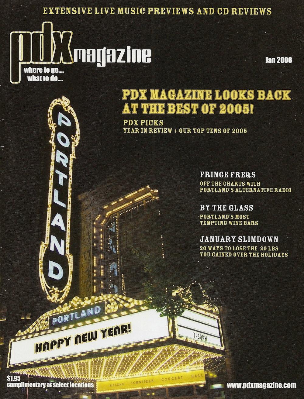 PDX Magazine