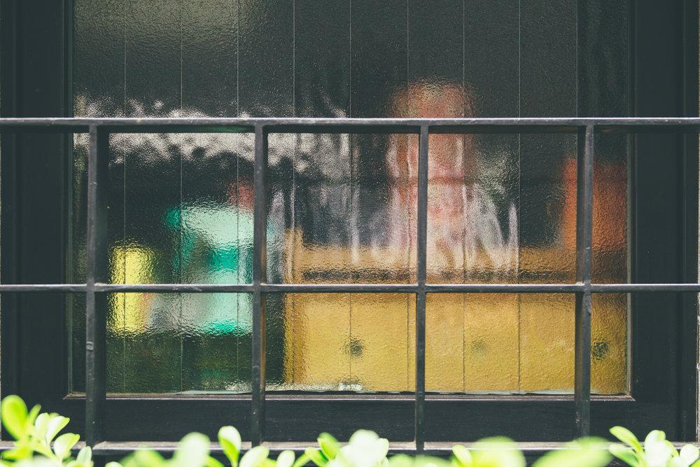 Behind Glass #8980 (Minato)