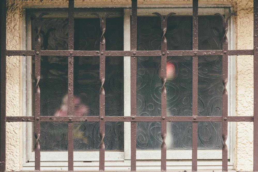 Behind Glass #9130 (Machida)