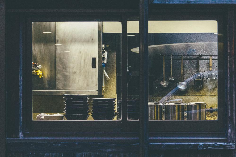 Behind Glass #9538 (Minato)
