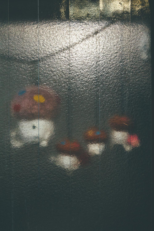 Behind Glass #9594 (Shibuya)