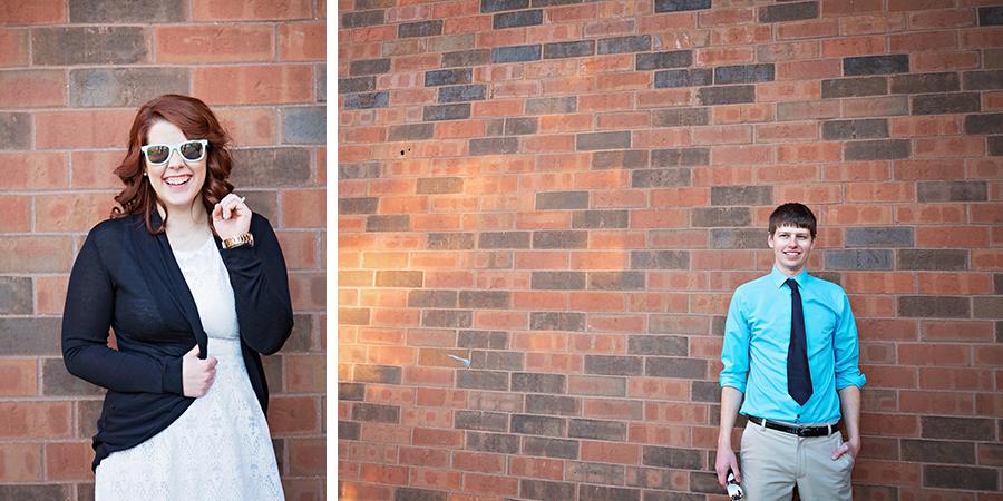 Joshua + Rachel | Fresh and Fun Old Town Mankato Engagement Session | Mankato Wedding Photographer-4