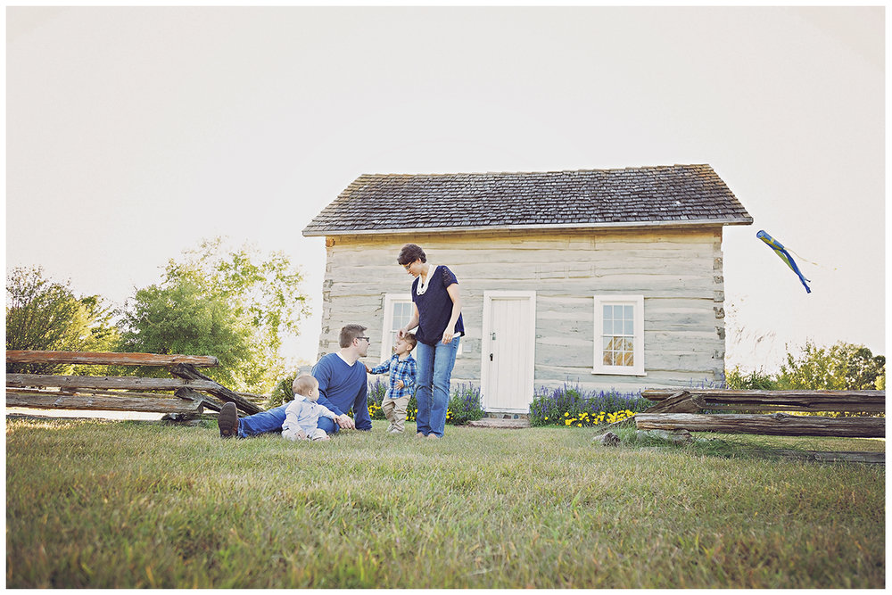 Linnaeus Arboretum, Gustavus Adolphus College | Intuition Design Photography | Mankato Family Photographer