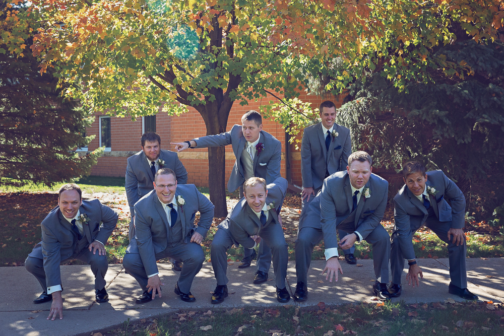 Mankato Wedding Photographer | Tom + Brittany | Intuition Weddings by ID Photogarphy