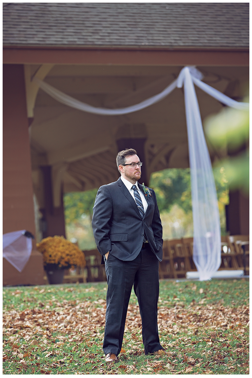 Mankato Wedding Photographer | Minneopa Falls | J.Longs | Intuition Weddings by ID Photography