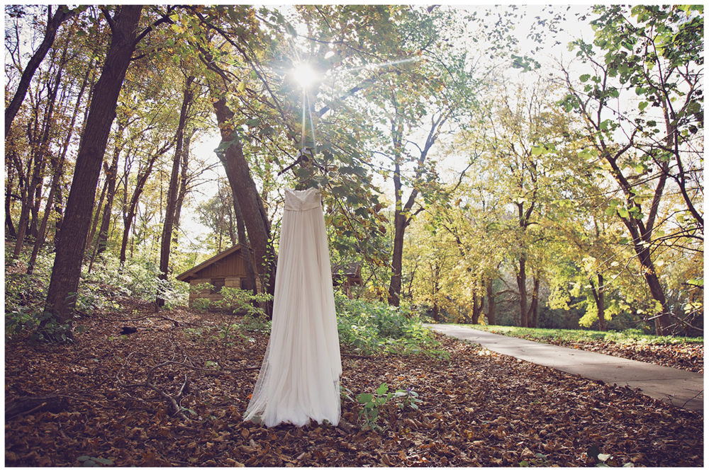 Mankato Wedding Photographer | Minneopa Falls | The Silhouette | J.Longs | Intuition Weddings by ID Photography