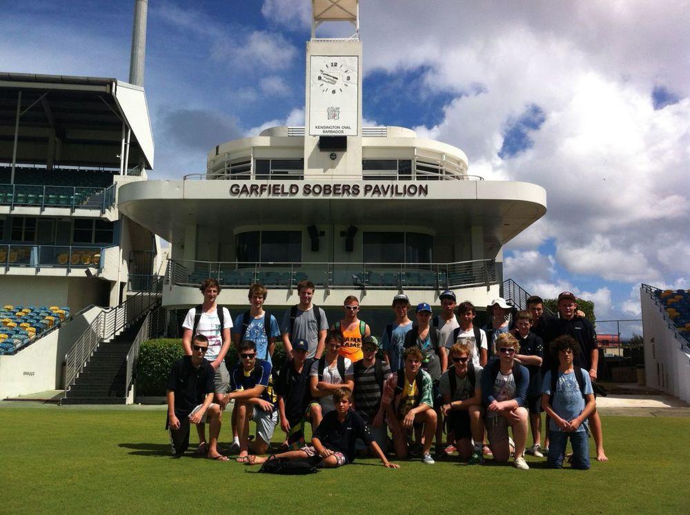 Junior Cricket Tour - West Indies 2012 - Blog