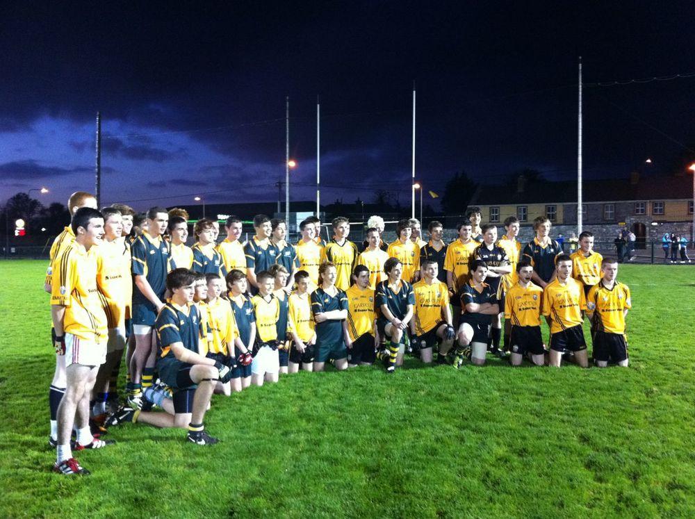 Junior AFL Footy Tour - Ireland/UK/France 2011