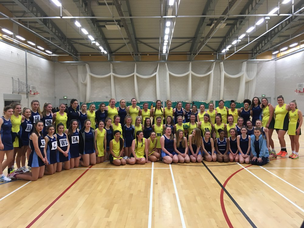 Matches vs Ryland Netball Club