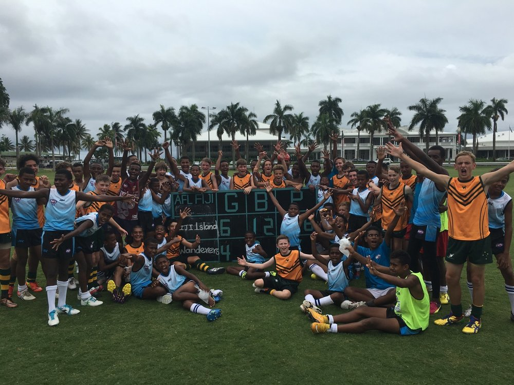 Fiji December 2018   Under 13/14 AFL Tour    Learn More