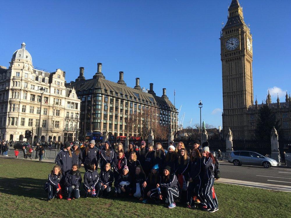 UK/ France Jan 2020   Jnr Netball Tour    Learn More