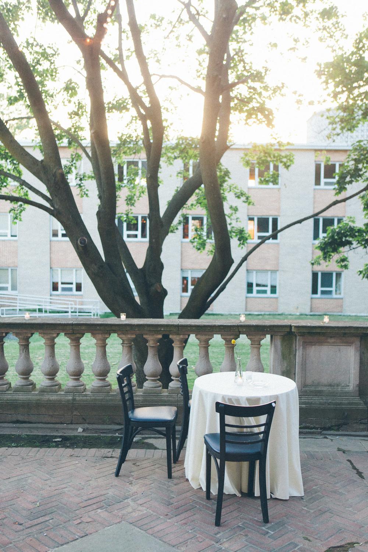 Outdoor summer wedding New York. Alder Manor in Yonkers.