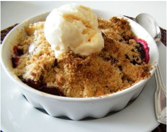 Apple and Plum crumble photo for recipe.JPG