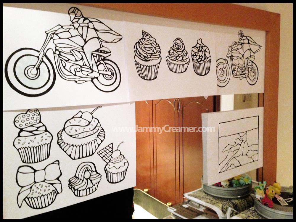 Cake and Bikes 2015
