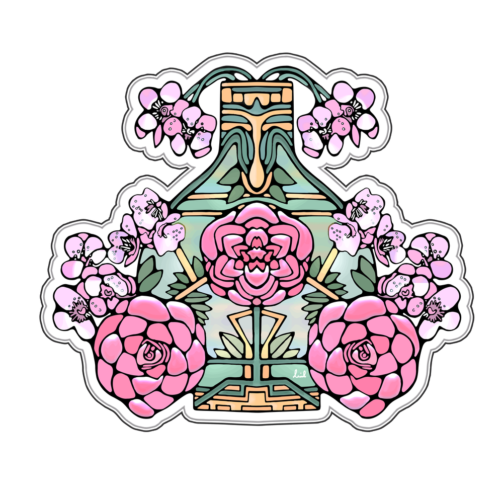 Japanese flower vase 2017