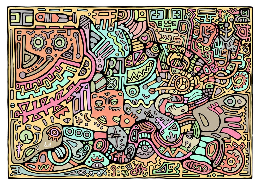 Mayan Mechanics 2018