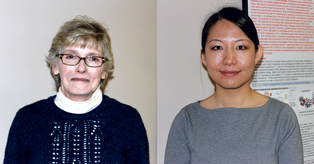 Janet Wise and Dr. Ting Ting Griffin will be teaching a handful of chemistry and microbiology classes through the rest of the semester.