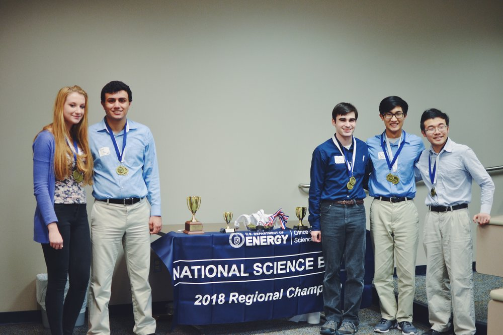National Science Bowl Regional Competition.JPG