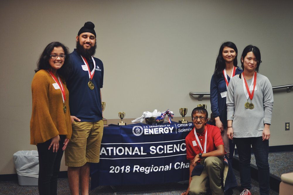 national science bowl regional comp team b.JPG