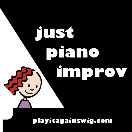 Just Piano Improv Podcast