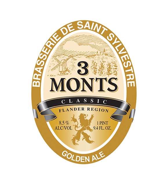3 Monts Golden Ale
