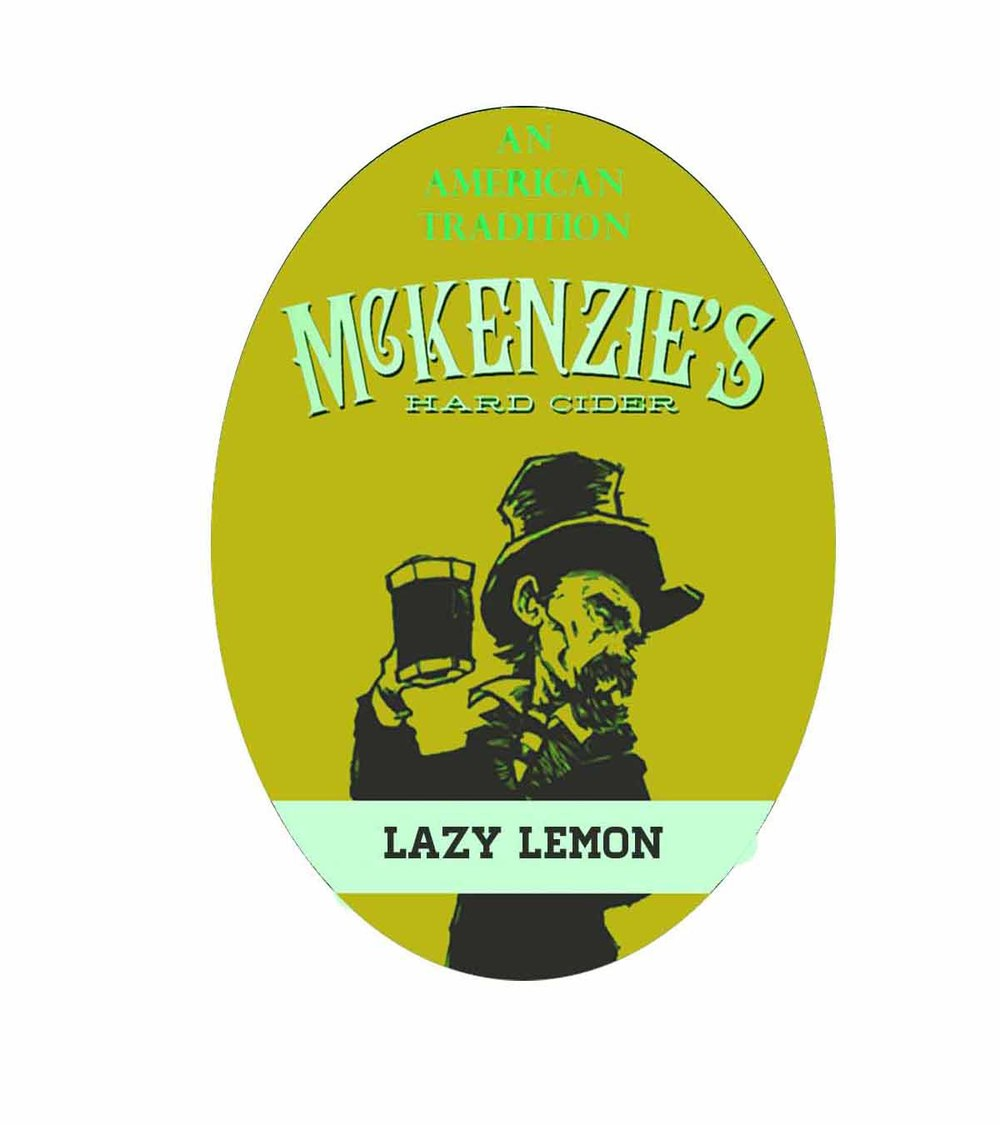 MCKENZIES_LAZY LEMON_COVER.jpg