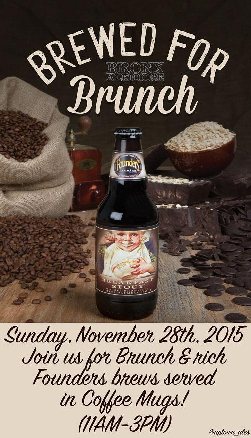 Bronx ale house brunch