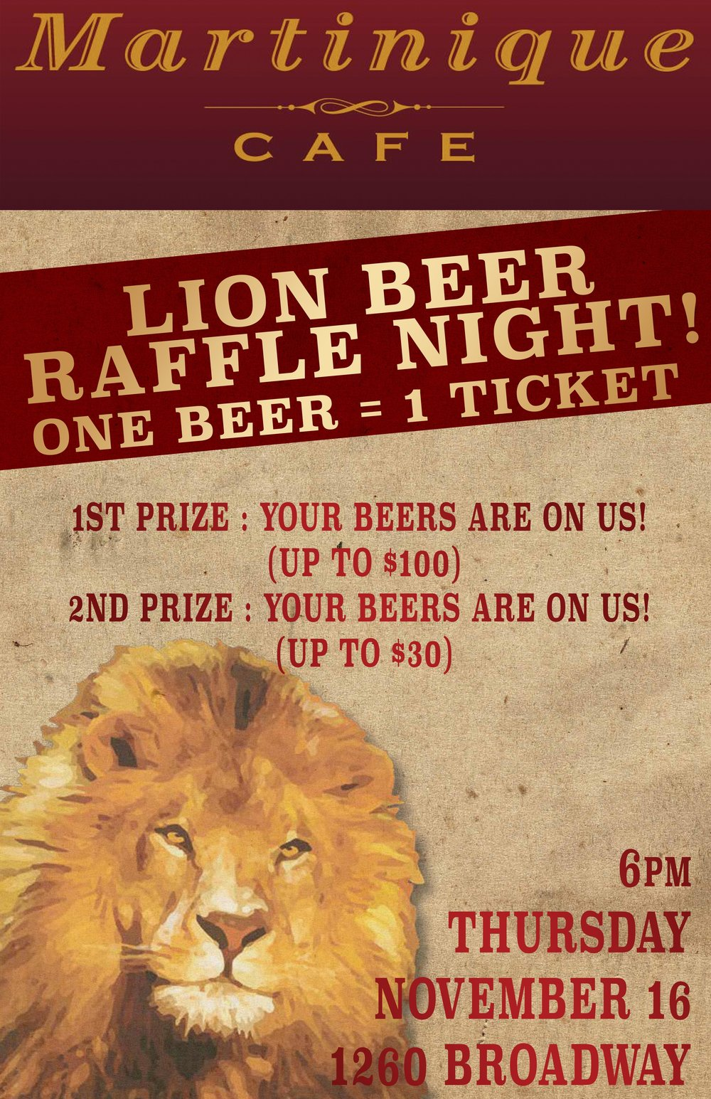 MARTINIQUE CAFE_LION RAFFLE.jpg