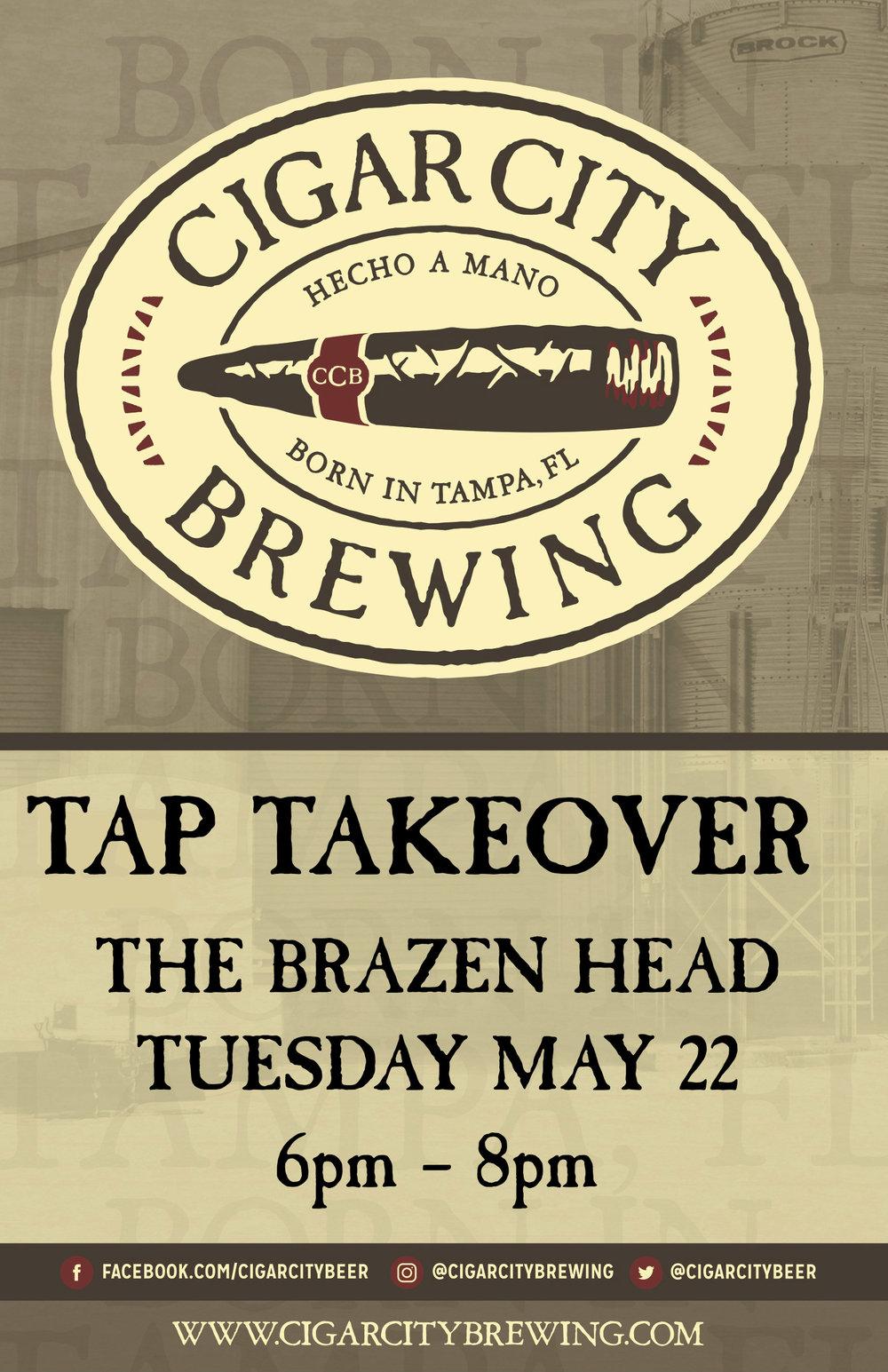 CCB Tap Takeover Brazen Head.jpg