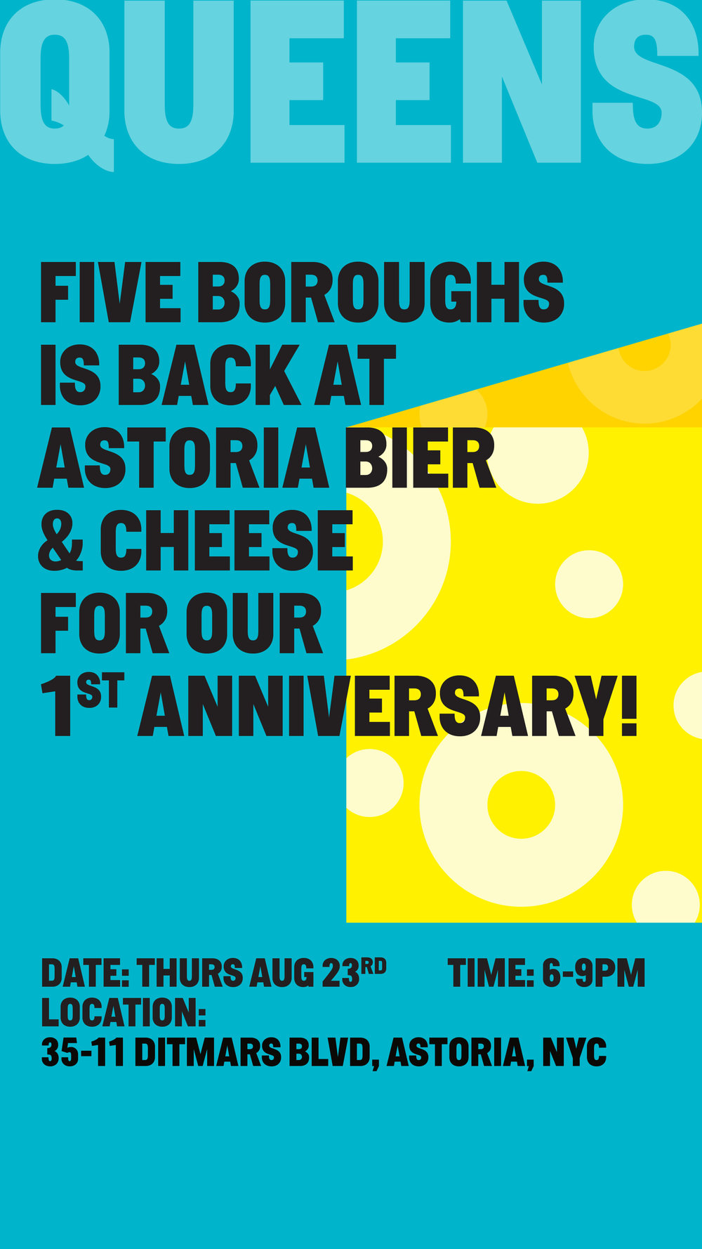 Astoria Bier & Cheese Ditmars and Five Boroughs 07252018-01.jpg