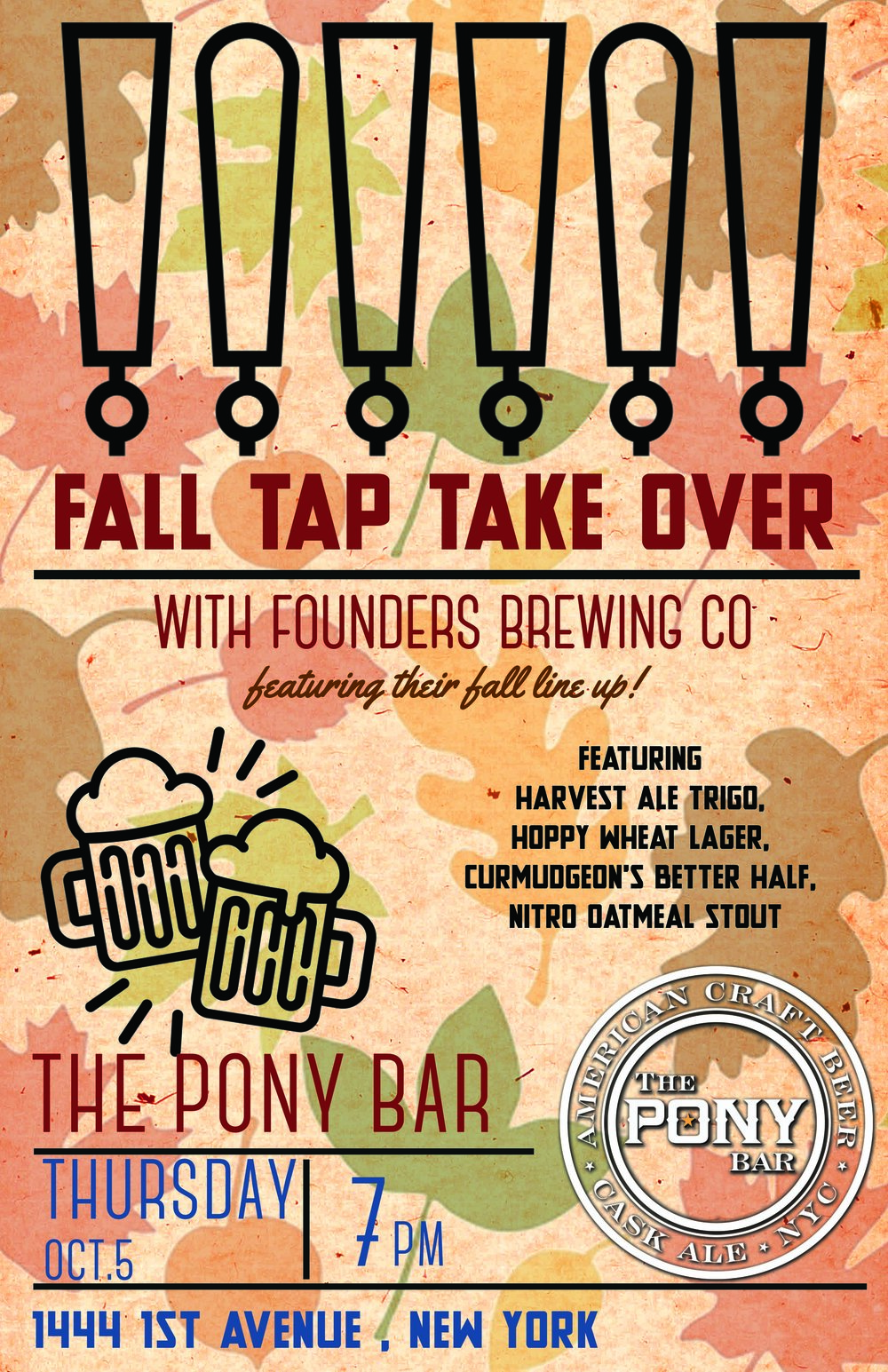 THE PONY BAR_ FOUNDERS FALL TAP TAKE OVER.jpg