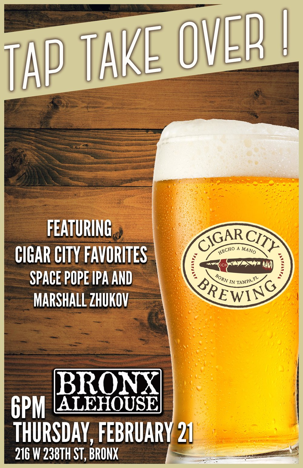 BRONX ALE HOUSE_CIGAR CITY TAP TAKE OVER.jpg