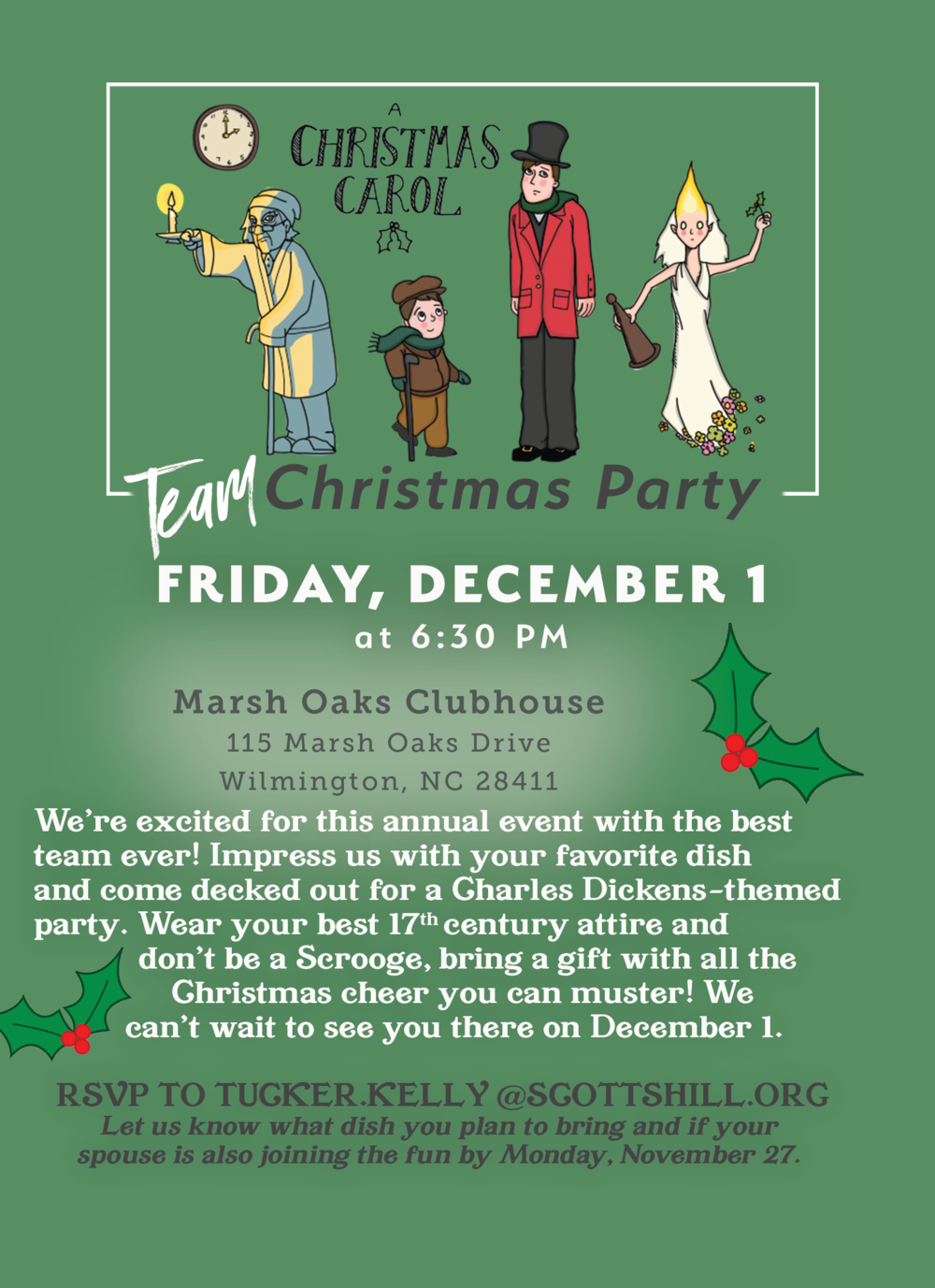 Team Christmas Party 17 clipart .png