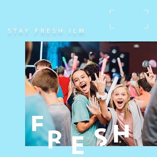 S T U D E N T S! 🎉 We're kicking off our brand new series tomorrow night called FRESH! We've got games, music, food, + fun! 😎 Show up + bring some friends for a chance to win a FREE Apple⌚️Watch! Doors open @ 6pm! See you there! 👏🏼 #stayFRESH #scottshill #scottshillstudents