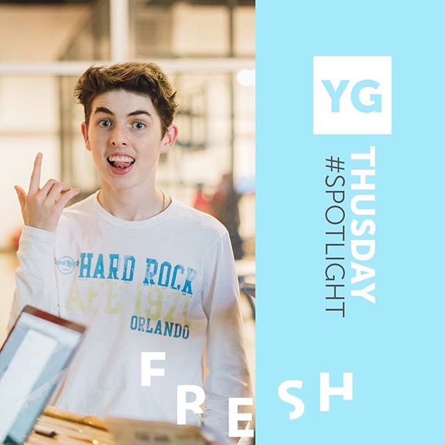 """Students!! It's that time of year again for our T H U R S D A Y💡S P O T L I G H T ! This week we have Lane Stowe's response to last night's Youth Group: """"What I took from our new FRESH series is that I need to be more careful with what I surround myself with and what I experience everyday because that ultimately affects my faith. I need to be more careful to stay away from the fake things of this world in order to keep my faith fresh and authentic. By keeping my faith strong, I will be able to keep the gospel fresh in my life and I will be able to trust that God will lead me as I live life on the narrow path."""" Awesome @lanestowe02"""