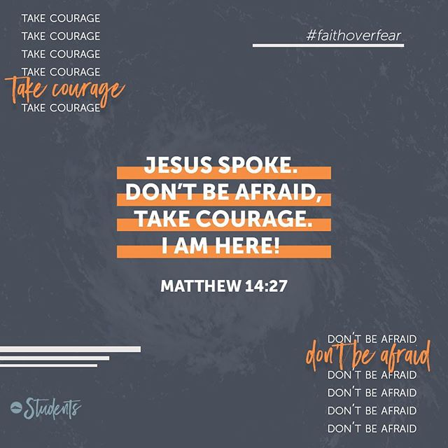 As Hurricane Florence approaches, we need to remember that God is in control and HE IS WITH US!! He will never leave us nor forsake us and because of this we can have courage and trust in Him! Please continue to pray🙏🏼for everyone who may be affected by Florence and pray that the church body remembers that they can take courage in Christ!! #PrayForWilmington #FaithOverFear #ScottsHillStudents