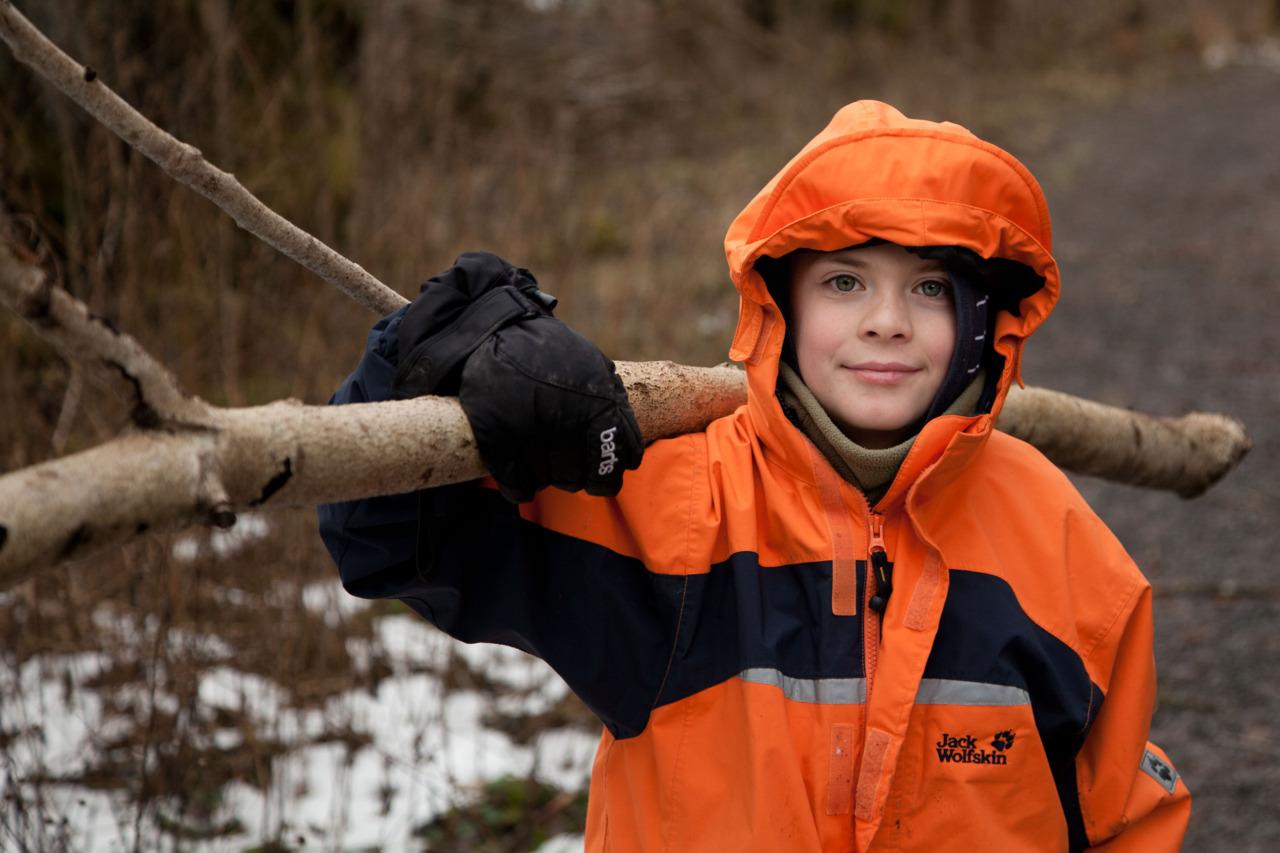 p366, take 10: A boy and his stick