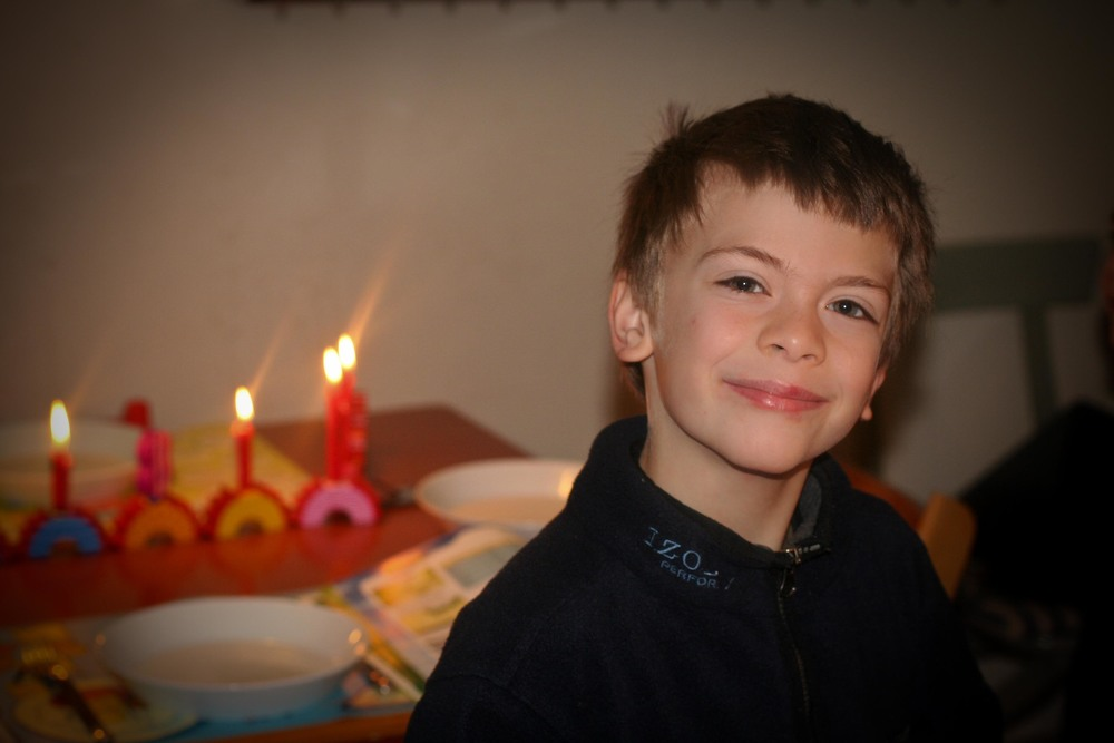 8th Birthday 2010