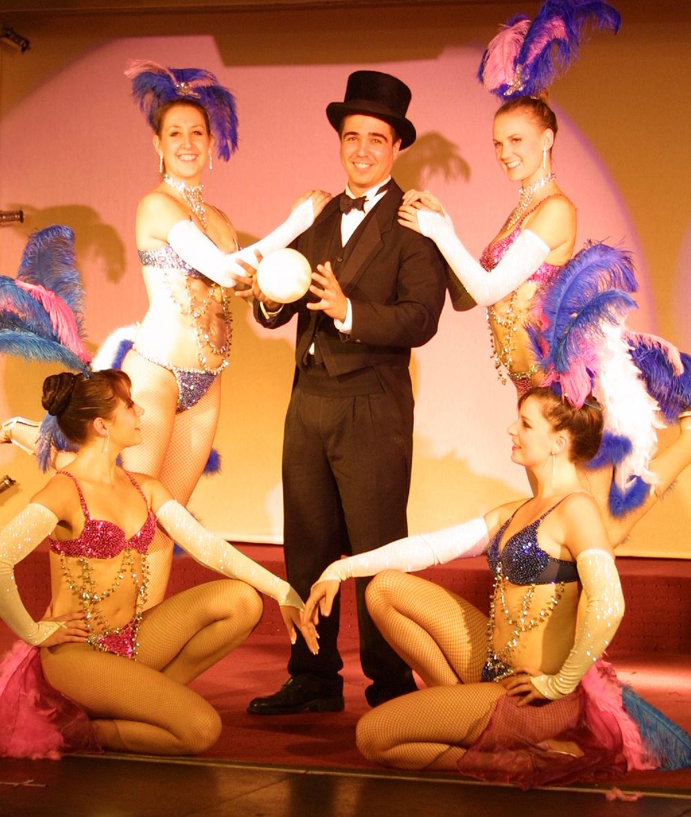 Ben Hutton Melbourne Magician
