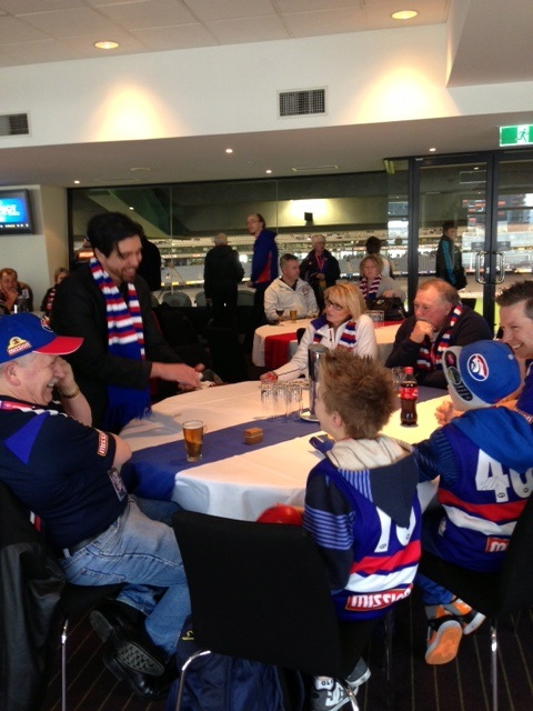 Performing Magic at the AFL