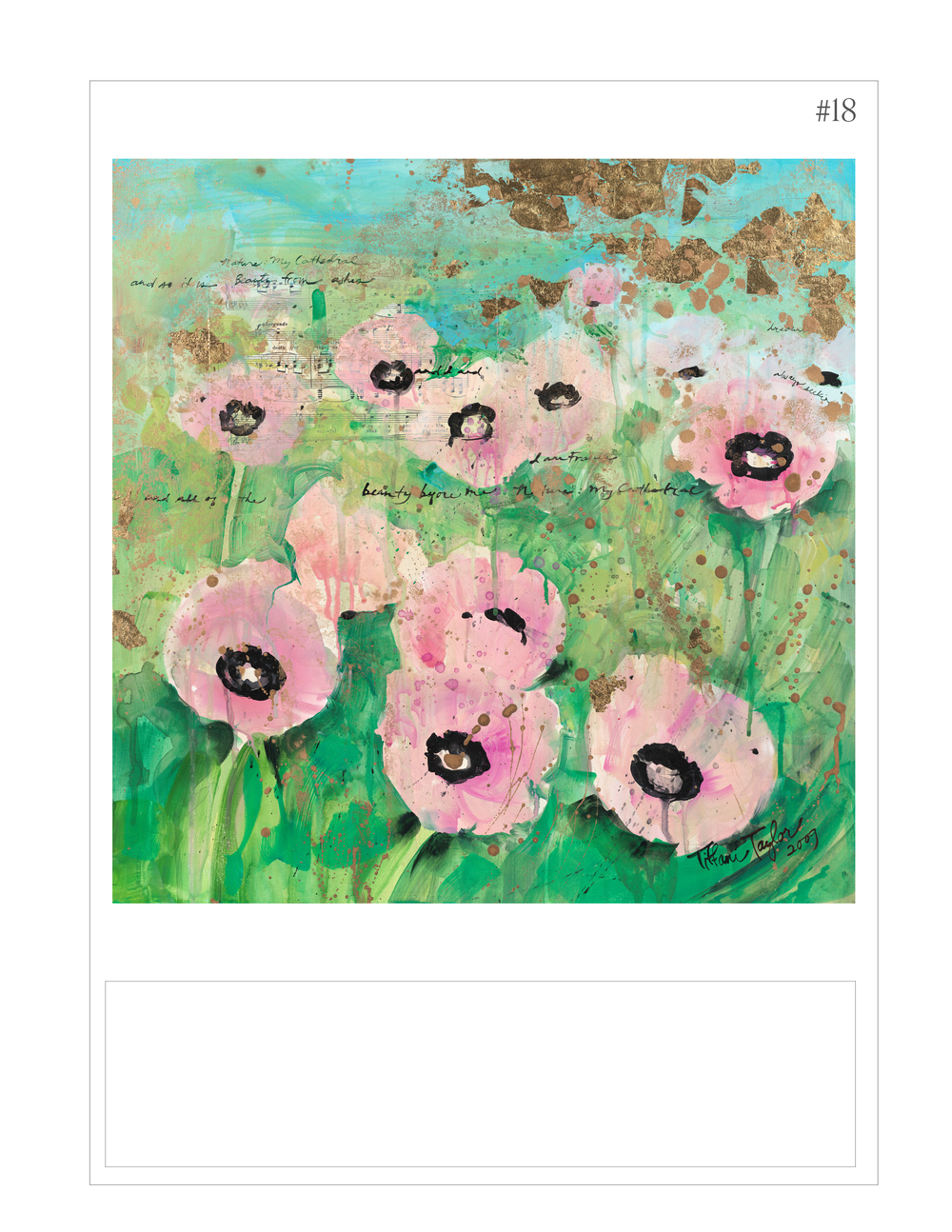 """Pink Poppies"""