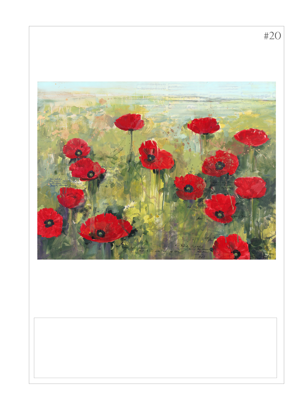 """Red Poppies: Beauty, Always, beauty... Love"""